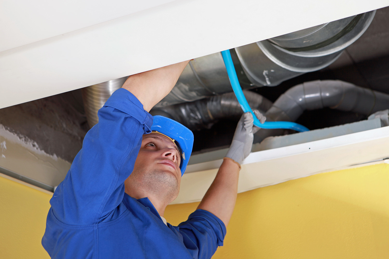 Air Duct Sealing, Repair & Replacement